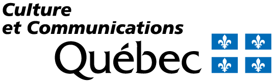 Logo de Culture et Communications Québec