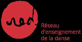 Logo du Réseau d'enseignement de la danse